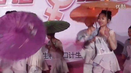 佛山市桂城技工学校幼师班舞蹈《少年游》