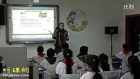 小学六年级英语《Thaksgiving Day》范敏第五届全国中小学交互式电子白板学科教学大赛优