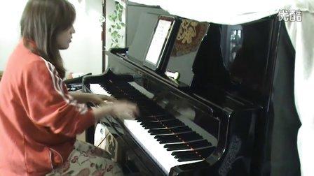 胡夏《那些年》钢琴视奏台湾版_tan8.com