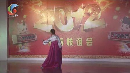 哈西元旦晚会商厦 民族舞