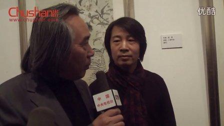 """孟刚作品亮相""""中国梦 美丽中国""""国画名家展"""