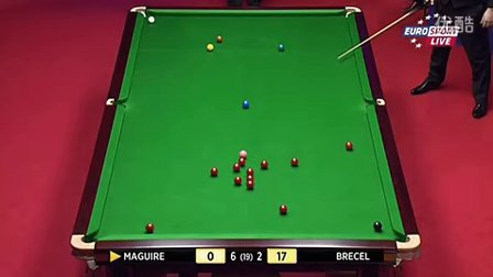 R1 马奎尔 vs 卢卡·布雷切尔 第9局