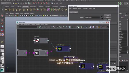 Soup for Maya 中文免费教学_5_point_Instancer