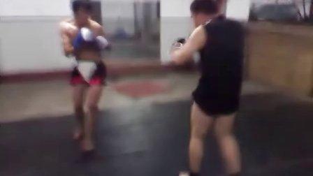 泰拳对散打2