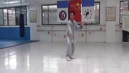 傅能斌老师2013年10月在台州执教陈式太极拳老架一路