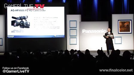 NAB 2012 Panasonic Press ConferenceHighlights 2