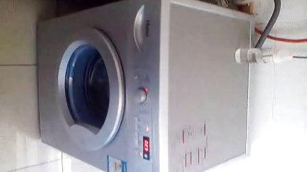 海尔滚筒洗衣机 XQG70-1000J 洗衣机中的战斗机 拖拉机