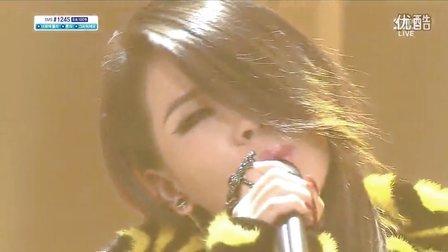 【OC】131208.SBS.人气歌谣.2NE1 - Missing You 现场版