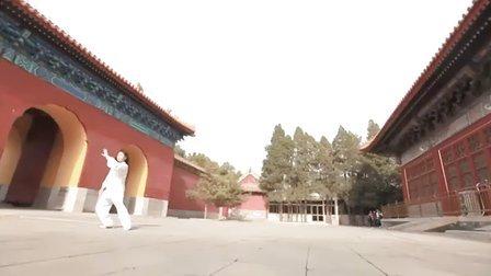 太极拳培训杨氏太极拳杨式太极拳三十八式