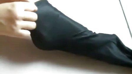 静脉曲张袜的穿着方法 www.loyear.com 现场视频介绍