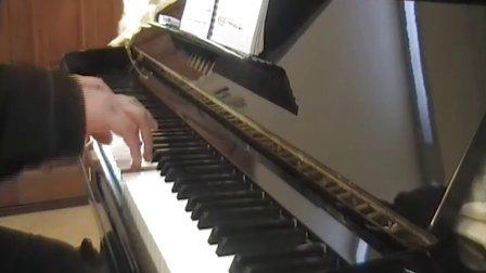 《白桦林》麦朝晖钢琴 仁者无敌