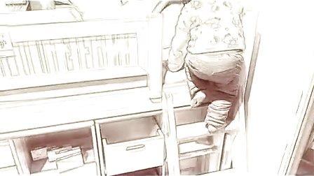宝宝滑滑梯视频