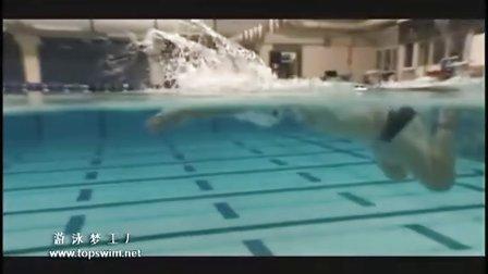 14用助力桶练习蹬腿摩西蛙泳第二季