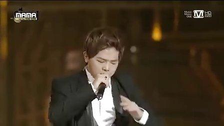 MAMA2013 颁奖典礼全程回顾 高清   李敏镐家的毛毛