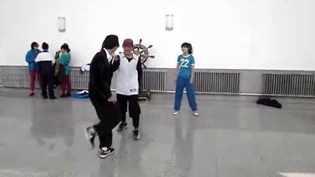 丹东二中艺术节--炫舞门未上场的节目【练习版】