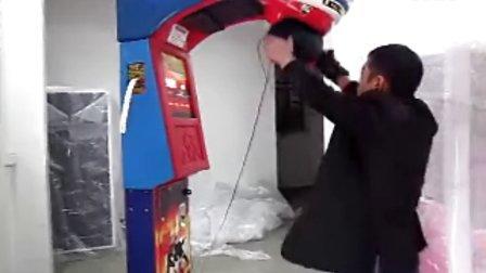 GM3363A boxing machine ,arcade game machine design