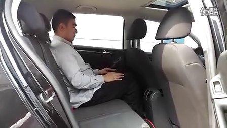 深圳阳光车屋 二手车测评 一汽大众 高尔夫6 1.6手动