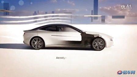 钢铁艺术家 宾尼法利纳Cambiano概念车广告