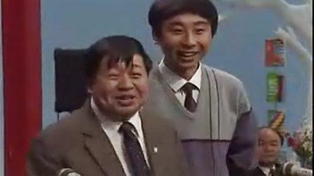 1987年春晚经典相声五官争功