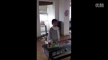 """2014""""中国未成年人网络春晚小主持——赖宣言"""
