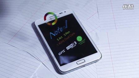Galaxy Note开箱 By 捌月玖日未央