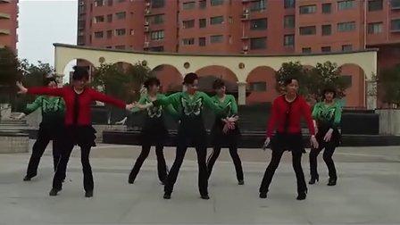 嘉鸿广场舞 你怎么说
