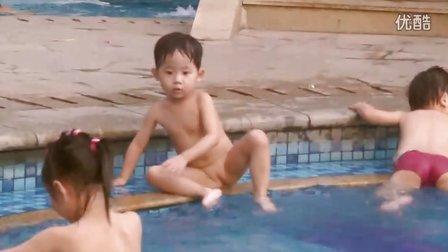 三亚游泳2