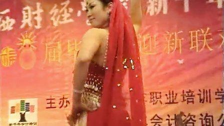 广西财经学院桂林市新千年职业培训学校函授站2008年毕业暨迎新晚会