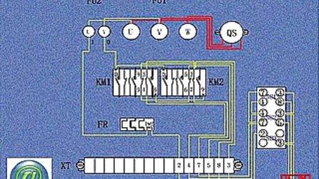 维修电工培训系列教程-复合联锁正反转视频教程(中