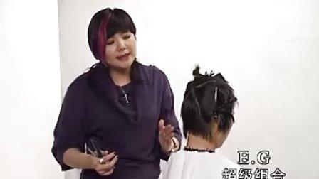 沙宣头 短发剪发 女士发型