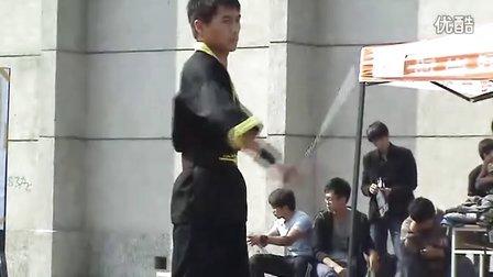 东林武协第三届哈尔滨双节棍比赛--东三省联赛