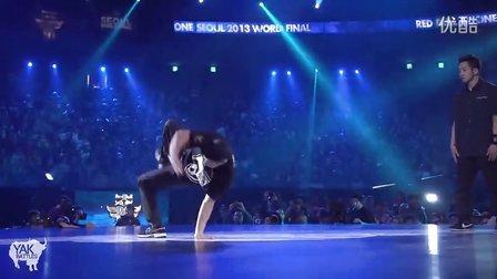 MOUNIR vs HONG10 FINAL Red Bull BC One 2013