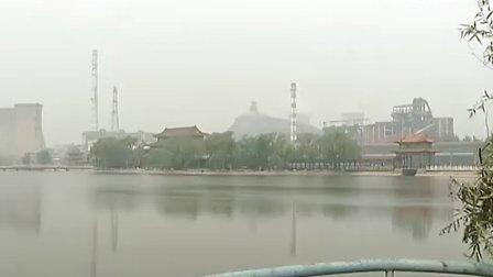 昔日厂房美丽变身 月季花香靓首钢 20120520 首都经济报道