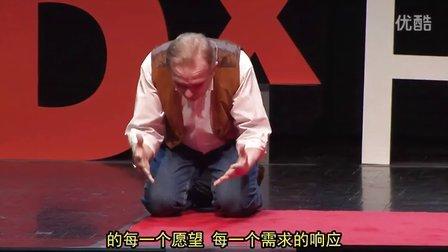 TED 视频-感受水滴如何成为海洋-百川入海 万水同源