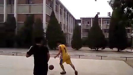 10高测一班篮球斗牛