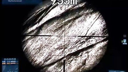 【lgsbest视频】M98B远距离爆头集锦(第2辑)