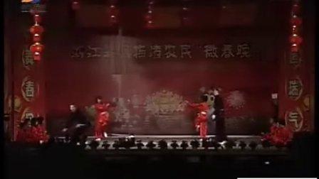 """新昌梅渚农民""""微春晚"""""""