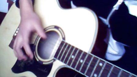 爸爸去哪儿  吉他弹唱