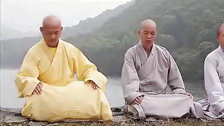 坐式八段锦 少林寺 易筋经 洗髓经 释延祥 养生功_标清