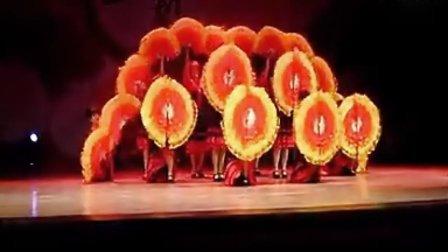 东莞民族舞蹈表演《好日子》