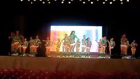 许昌王璐健身舞培训中心2012旅游小姐