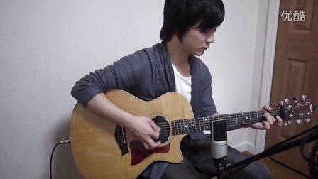 【指弹】松井佑贵改编:AKB48『桜の木になろう』