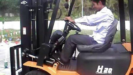 深圳叉车培训、叉车驾驶操作基础教程:起步与停车