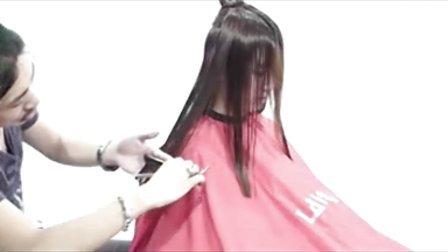 长发剪发 美发造型 美发网