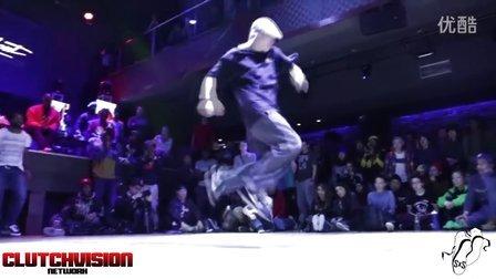 Bboy Born - Toprock Judges Showcase - Juste Debout USA 2014