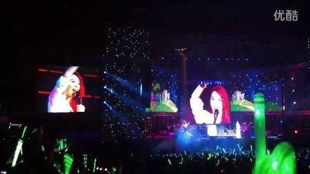 田馥甄(HEBE) - 重作一个梦 田馥甄(HEBE)2012广州演唱会(拍摄者:@wen尐)