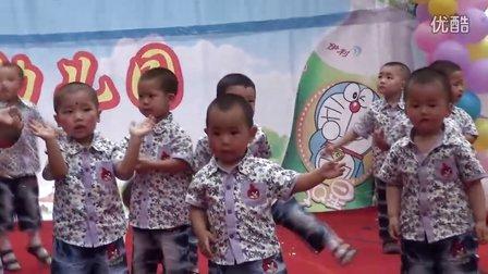 两只老虎   小班舞蹈