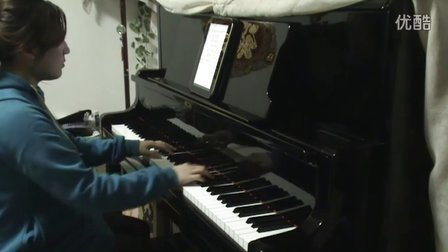 孙燕姿《遇见》钢琴视奏版_tan8.com