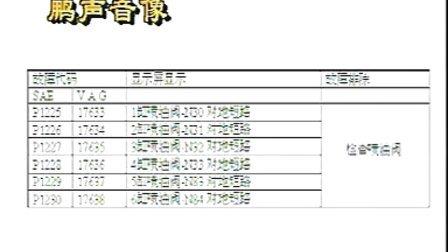 【奥迪A6电喷系统的原理与检测(VCD2)】AVSEQ08