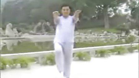 鹤翔庄气功第四节 仙鹤点水-赵金香老师